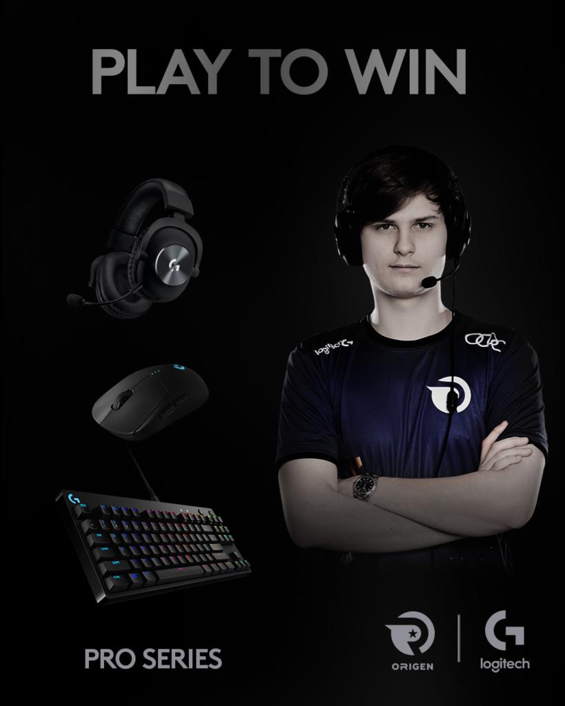 Play to win - Logitech